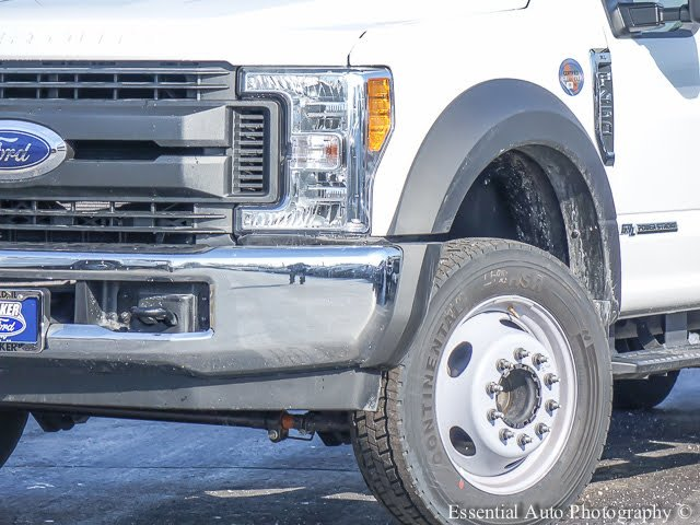 2017 F-450 Super Cab DRW, Knapheide Service Body #T17665 - photo 4