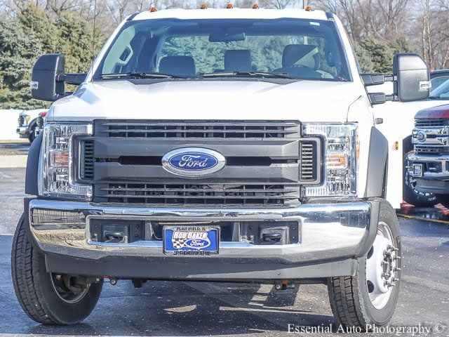 2017 F-450 Super Cab DRW, Knapheide Service Body #T17665 - photo 5