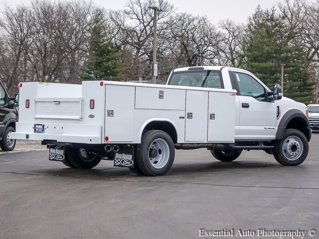 2017 F-450 Regular Cab DRW, Reading Service Body #T17675 - photo 2