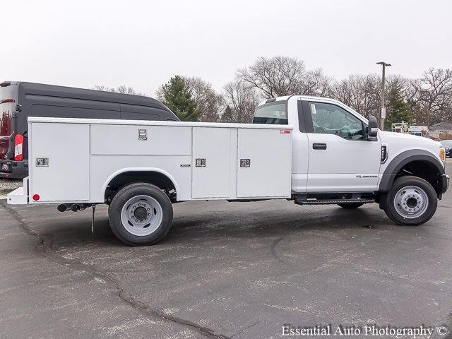 2017 F-450 Regular Cab DRW, Reading Service Body #T17675 - photo 10
