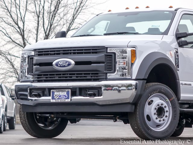 2017 F-450 Regular Cab DRW, Reading Service Body #T17675 - photo 3