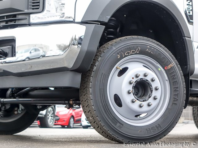 2017 F-450 Regular Cab DRW, Reading Service Body #T17675 - photo 4