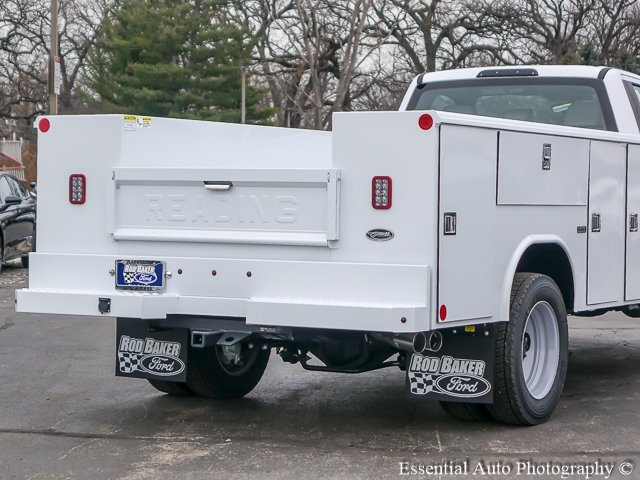 2017 F-450 Regular Cab DRW, Reading Service Body #T17675 - photo 9