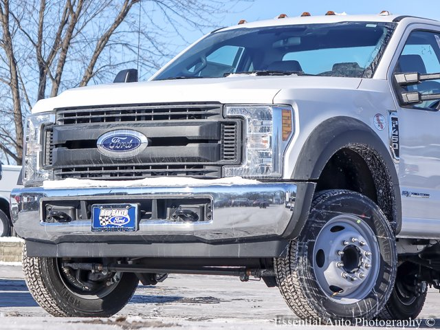 2017 F-450 Regular Cab DRW, Knapheide Standard Service Body #T17684 - photo 3