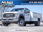 2017 F-450 Regular Cab DRW, Knapheide Standard Service Body #T17684 - photo 1