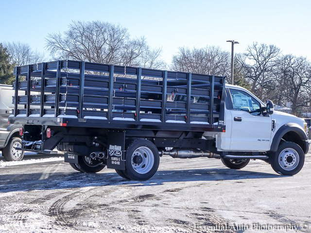 2017 F-450 Regular Cab DRW, Auto Truck Group Stake Bed #T17689 - photo 2
