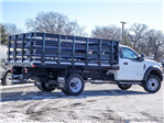 2017 F-450 Regular Cab DRW, Auto Truck Group Stake Bed #T17689 - photo 1