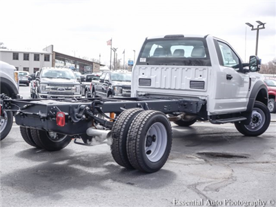 2017 F-450 Regular Cab DRW 4x4,  Cab Chassis #T17699 - photo 2