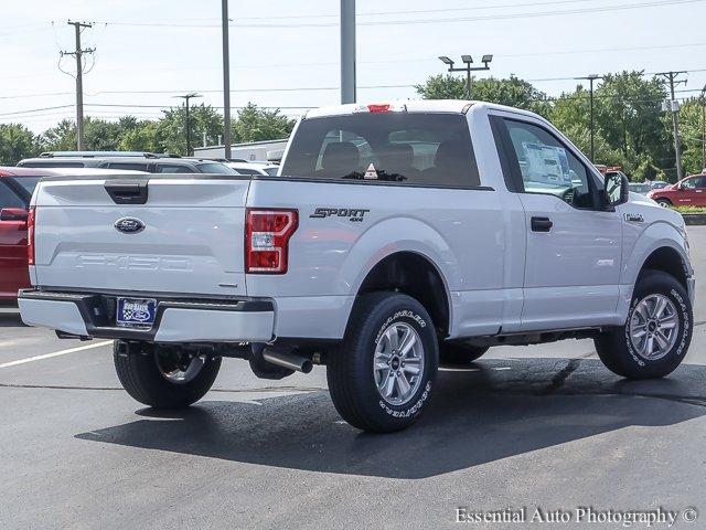 2018 F-150 Regular Cab 4x4 Pickup #T18027 - photo 2