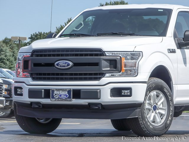 2018 F-150 Regular Cab 4x4 Pickup #T18027 - photo 3