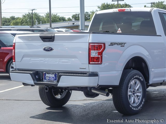 2018 F-150 Regular Cab 4x4 Pickup #T18027 - photo 9