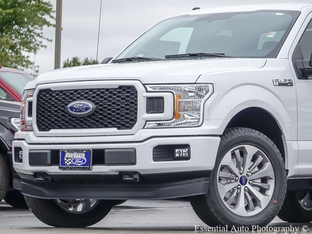 2018 F-150 Super Cab 4x4, Pickup #T18056 - photo 3