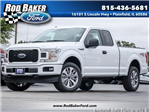 2018 F-150 Super Cab 4x4, Pickup #T18056 - photo 1