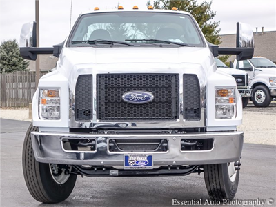 2018 F-650 Regular Cab DRW Cab Chassis #T18091 - photo 5