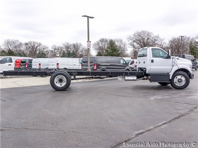 2018 F-650 Regular Cab DRW Cab Chassis #T18091 - photo 8