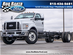 2018 F-650 Regular Cab DRW Cab Chassis #T18091 - photo 1