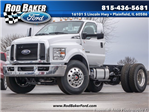 2018 F-750 Regular Cab DRW, Cab Chassis #T18093 - photo 1