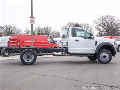 2018 F-450 Regular Cab DRW, Cab Chassis #T18112 - photo 10