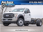 2018 F-450 Regular Cab DRW, Cab Chassis #T18112 - photo 1