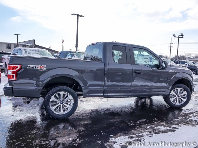 2018 F-150 Super Cab 4x4 Pickup #T18114 - photo 10
