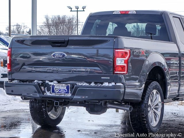 2018 F-150 Super Cab 4x4 Pickup #T18114 - photo 9