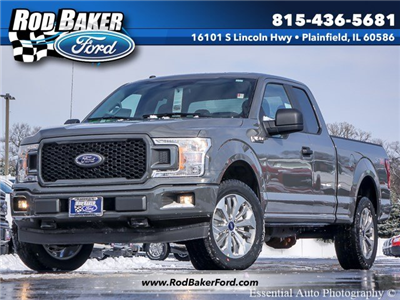 2018 F-150 Super Cab 4x4 Pickup #T18114 - photo 1