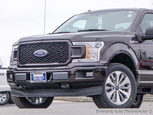 2018 F-150 Super Cab 4x4 Pickup #T18117 - photo 3