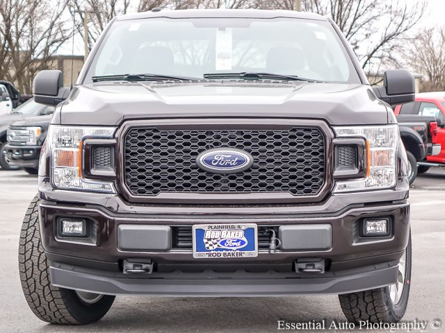 2018 F-150 Super Cab 4x4 Pickup #T18117 - photo 5