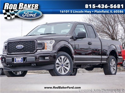 2018 F-150 Super Cab 4x4 Pickup #T18117 - photo 1