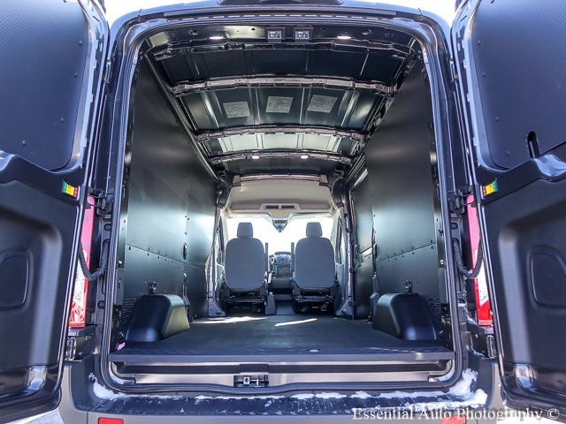 2018 Transit 250 Med Roof, Cargo Van #T18120 - photo 2