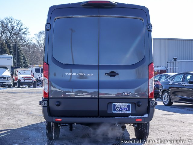 2018 Transit 250 Med Roof, Cargo Van #T18120 - photo 7