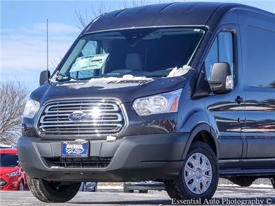 2018 Transit 250 Med Roof, Cargo Van #T18120 - photo 4