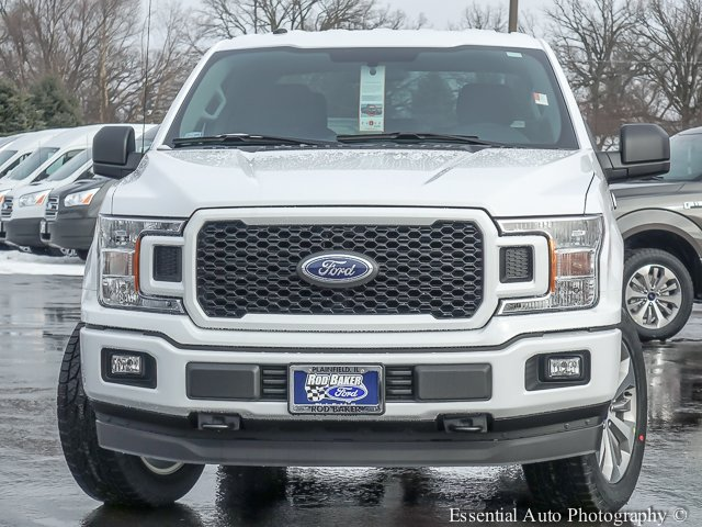 2018 F-150 Crew Cab 4x4 Pickup #T18122 - photo 5