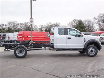 2018 F-450 Super Cab DRW, Cab Chassis #T18140 - photo 10