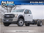 2018 F-450 Super Cab DRW, Cab Chassis #T18140 - photo 1