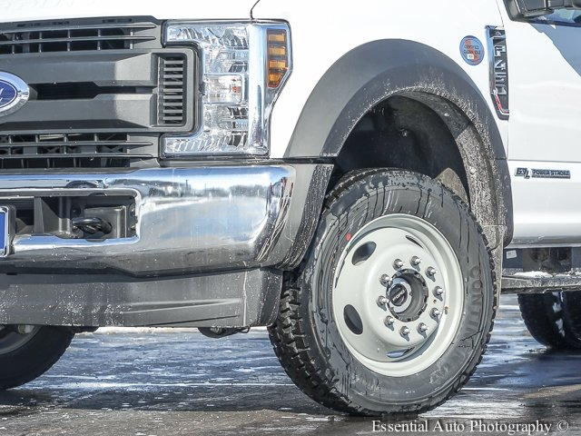 2018 F-450 Super Cab DRW 4x4, Cab Chassis #T18146 - photo 4
