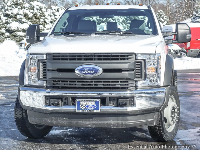 2018 F-450 Super Cab DRW 4x4, Cab Chassis #T18146 - photo 5