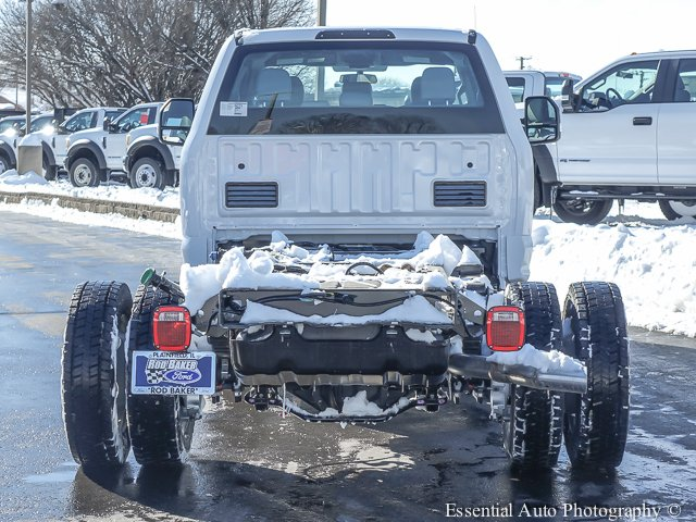 2018 F-450 Super Cab DRW 4x4, Cab Chassis #T18146 - photo 6