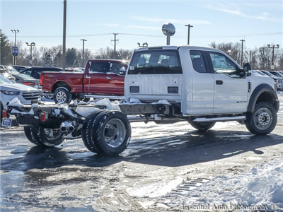 2018 F-450 Super Cab DRW 4x4, Cab Chassis #T18146 - photo 2