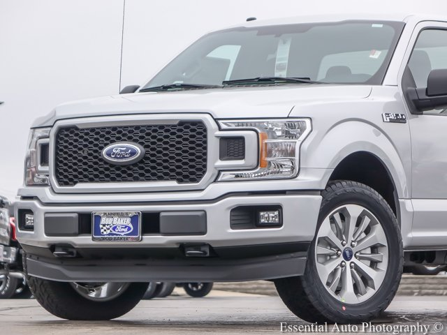 2018 F-150 Super Cab 4x4,  Pickup #T18160 - photo 3