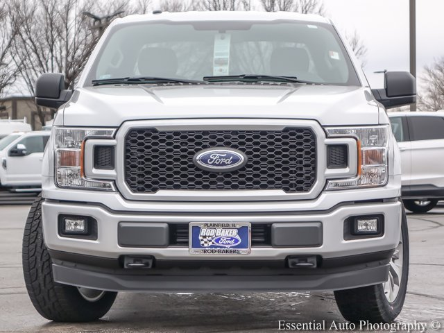 2018 F-150 Super Cab 4x4,  Pickup #T18160 - photo 5