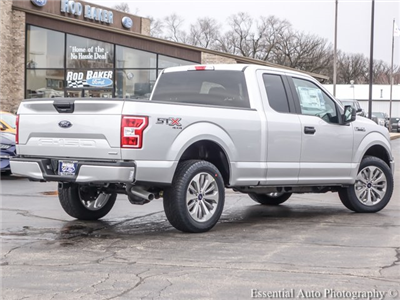 2018 F-150 Super Cab 4x4, Pickup #T18160 - photo 2