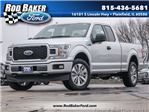 2018 F-150 Super Cab 4x4, Pickup #T18160 - photo 1