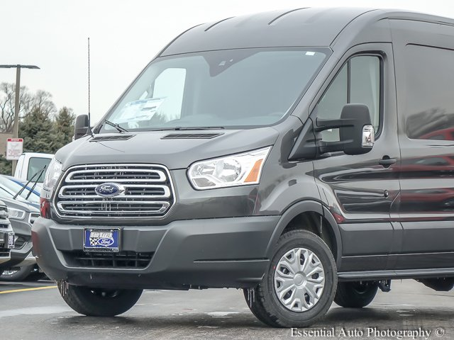 2018 Transit 250 Med Roof, Cargo Van #T18179 - photo 3