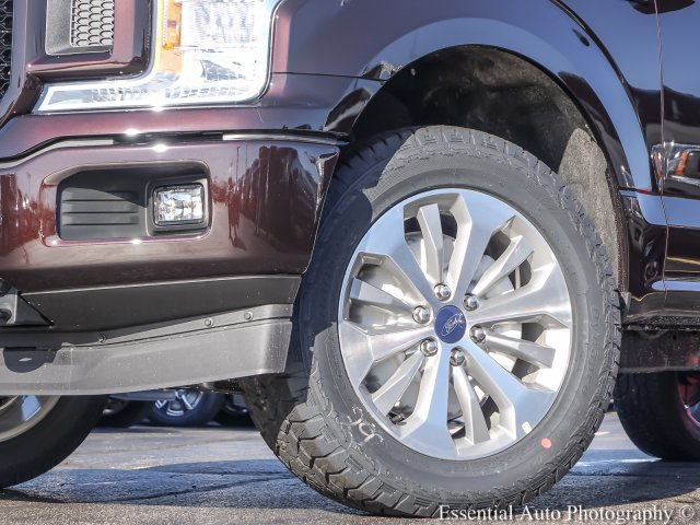 2018 F-150 Super Cab 4x4,  Pickup #T18185 - photo 4