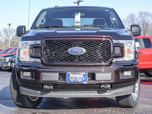 2018 F-150 Super Cab 4x4,  Pickup #T18185 - photo 5
