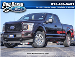 2018 F-150 Super Cab 4x4,  Pickup #T18185 - photo 1