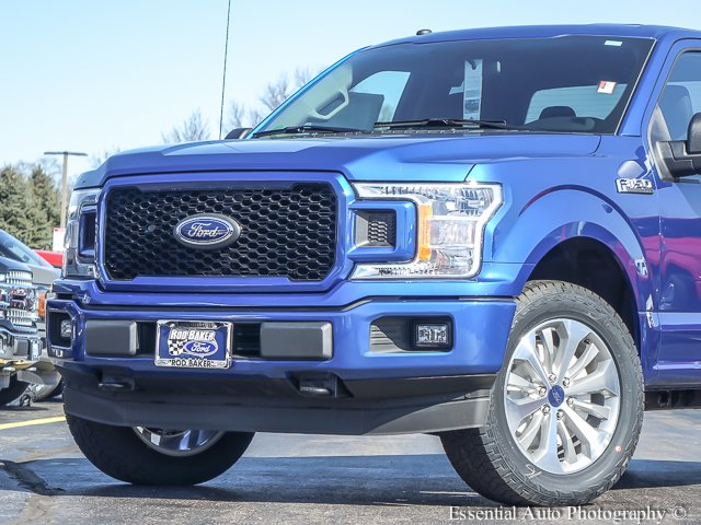 2018 F-150 Super Cab 4x4, Pickup #T18196 - photo 3