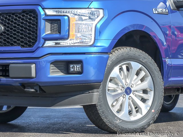 2018 F-150 Super Cab 4x4, Pickup #T18196 - photo 4