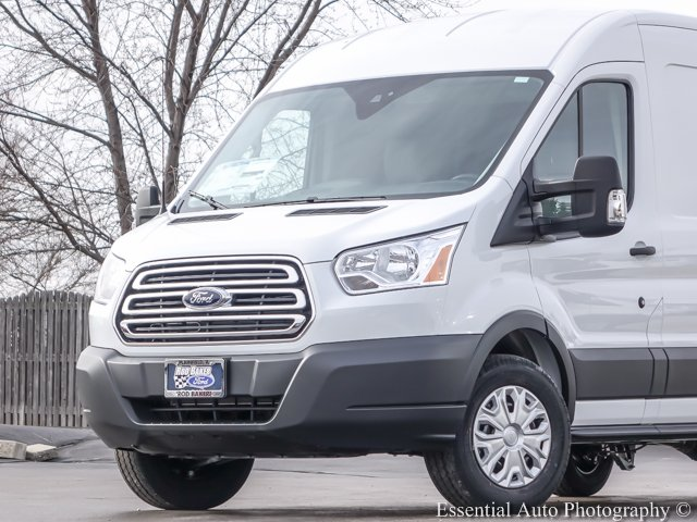 2018 Transit 250 Med Roof, Cargo Van #T18202 - photo 3